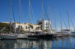Puerto de Mogan Royalty Free Stock Photos
