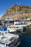 Puerto de Mogan Royalty Free Stock Photo
