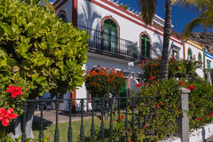 Puerto de Mogan Royalty Free Stock Photography