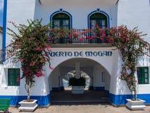 Puerto de Mogan, Gran Canaria. Port of Puerto de Mogan, Gran Canaria Royalty Free Stock Images