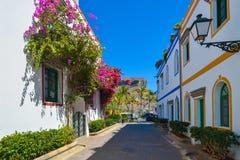 Puerto de Mogan Gran Canaria Spain Royalty Free Stock Photography