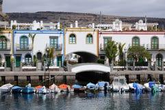Puerto de Mogan, Grand Canary royalty free stock image