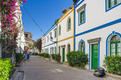 Puerto de Mogan Royalty Free Stock Images