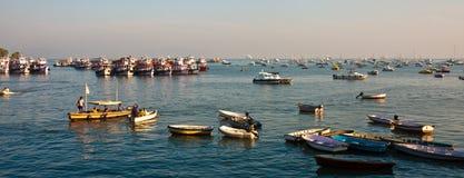 Puerto de Mumbai Fotos de archivo