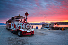 Puerto de Nafplio, Grecia Imagenes de archivo