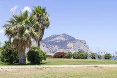 Puerto de Palermo Fotos de archivo libres de regalías