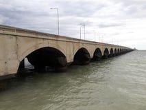 Puerto de Progreso en Yucatán Imagen de archivo libre de regalías