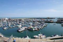 Puerto de Ramsgate Imágenes de archivo libres de regalías