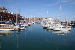 Puerto de Ramsgate Imagen de archivo