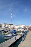 Puerto de Ramsgate Imagen de archivo libre de regalías