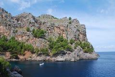 Puerto de Sa Calobra, Majorca Fotos de archivo