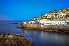 Puerto de Santiago on Island of Tenerife Royalty Free Stock Photography