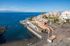 Puerto de Santiago. Tenerife Stock Photos