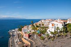 Puerto de Santiago. Tenerife Stock Image