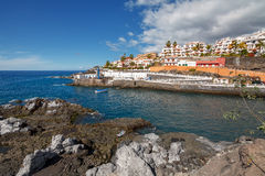 Puerto de Santiago. Tenerife Royalty Free Stock Photo