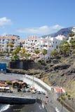Puerto de Santiago, in Tenerife Stock Image