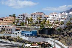 Puerto de Santiago, in Tenerife Royalty Free Stock Photos