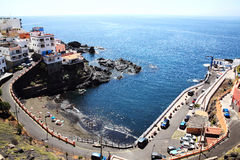 Puerto de Santiago, Tenerife Royalty Free Stock Photography
