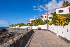 Puerto de Santiago. Tenerife, Canary Islands, Spain Stock Photography