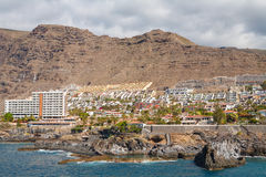 Puerto de Santiago. Tenerife Island, Spain Royalty Free Stock Photo