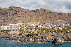 Puerto de Santiago. Tenerife Island, Spain Royalty Free Stock Photo