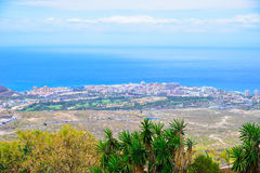 Puerto de Santiago, Tenerife royalty free stock photo
