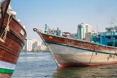 Puerto de Sharja Fotografía de archivo