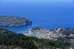 Puerto de Soller Stock Photography