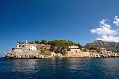 Puerto de Soller. Majorca, Spain stock photos
