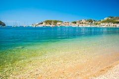 Puerto de Soller, Port of Mallorca island Stock Images
