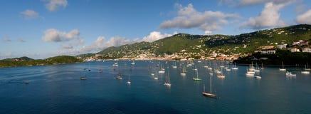 Puerto de St-Thomas imagen de archivo