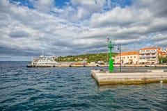 Puerto de Sumartin Imagen de archivo libre de regalías