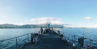 Puerto de Tolo Fotos de archivo