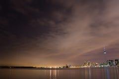 Puerto de Toronto foto de archivo libre de regalías