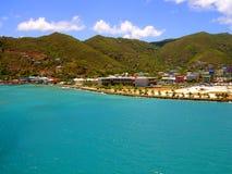 Puerto de Tortola imágenes de archivo libres de regalías
