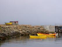 Puerto de Valdivia, Chile Fotografía de archivo libre de regalías