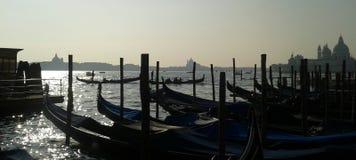 Puerto de Venecia Fotografía de archivo libre de regalías
