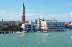Puerto de Venecia, Italia Fotografía de archivo libre de regalías