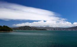 Puerto de Wellington Fotografía de archivo libre de regalías