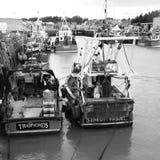 Puerto del barco Imagenes de archivo
