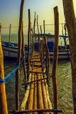 Puerto del barco Imagen de archivo libre de regalías