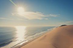 Puerto del bocadillo, Namibia Fotos de archivo libres de regalías