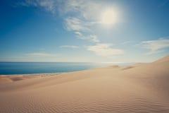 Puerto del bocadillo, Namibia Imagen de archivo
