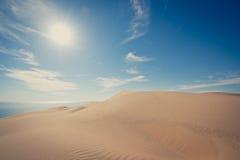 Puerto del bocadillo, Namibia Fotos de archivo