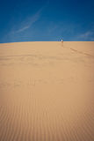 Puerto del bocadillo, Namibia Foto de archivo libre de regalías