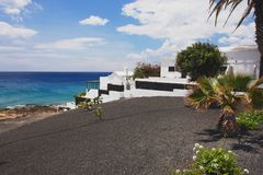 Puerto del Carmen, Lanzarote Royalty Free Stock Photography