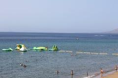 Puerto del Carmen Royalty Free Stock Photo
