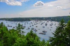 Puerto del este del norte, Maine Imágenes de archivo libres de regalías