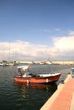Puerto del puerto deportivo Foto de archivo