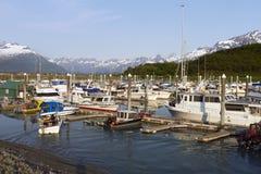 puerto del valdez Foto de archivo libre de regalías